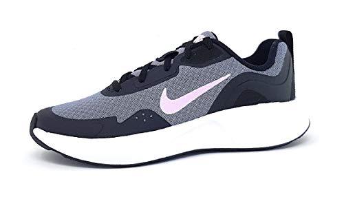 Nike Wearallday Sportschuhe Damen Laufschuhe Sportschuh Grau Sport, Schuhgröße:EUR 38   US 5.5Y
