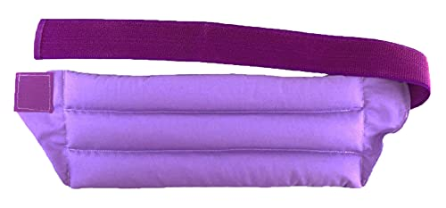 My Heating Pad Microwavable for Lower Back Pain and Menstrual Cramps Relief with...