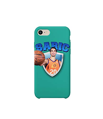 Dario Croatia Basketball Player Saric_MA5032 for iPhone 6 6S Plus Protective Phone Mobile Smartphone Case Cover Hard Plastic Funny Gift Christmas