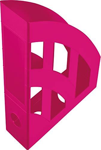 "helit H2361028 - Stehsammler ""the bridge"", Serie economy, pink"