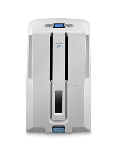 DeLonghi DD230P Aria Dry Pump Déshumidificateur, Efficacité