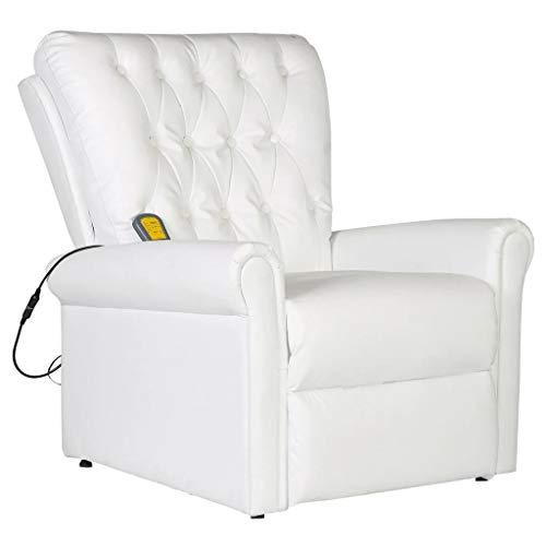 vidaXL Massagesessel Elektrisch Relaxsessel Fernsehsessel TV Sessel Massage