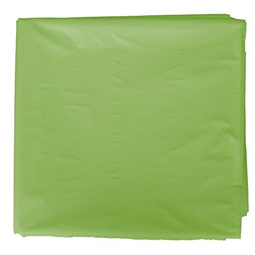 Fixo Kids 72021. Pack de 25 Bolsa Disfraz, 65 x 90cm, Color Verde Claro