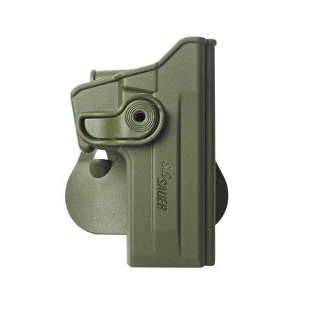 New OD GREEN imi-z1070–Polymer Retention Roto Holster für SIG SAUER P226Tactical Operationen (tacops)–GRATIS BONUS–New Reisen Kit
