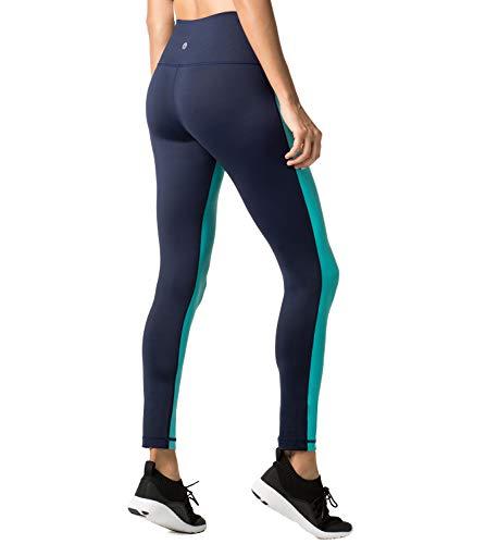 LAPASA LAPASA Damen Leggings, Sport Leggins, Push Up/High Waist/mit Taschen/Lang/Bauchweg, MEHRWEG L01