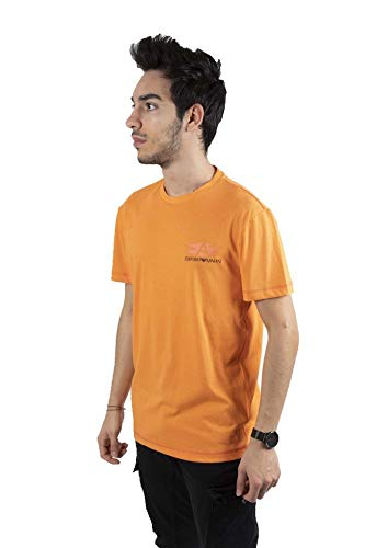 EA T-shirt pour homme Natural Ventus 7 Orange XXL