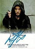 Mortal Instruments City of Bones Autograph Card AI-JRM Jonathan Rys Meyers
