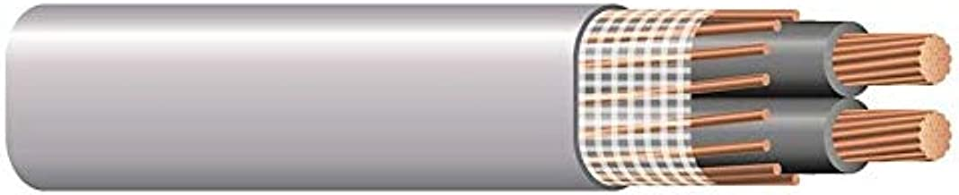 SEU Copper Service Entrance Cable SEU Wire AWC (25' 2/0-2/0-2/0 200 AMP)