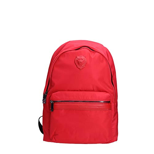Guess - Lionheart Backpack, Mochilas Hombre, Rojo (Red)
