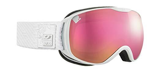Julbo Pioneer Skibrille für Damen, Weiß, M