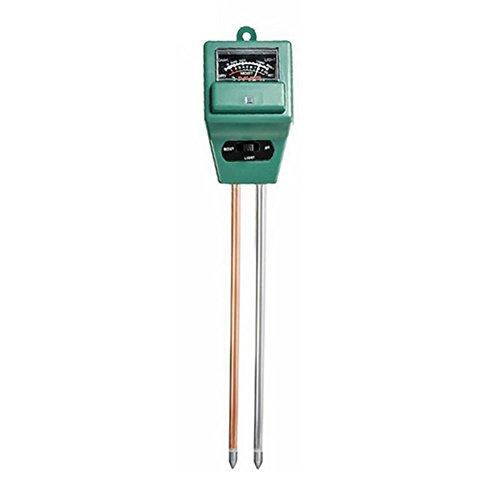 Find Bargain Crazyo Soil PH Tester Moisture Measuring Humidity Light Meter Hydroponics Analyzer Gard...