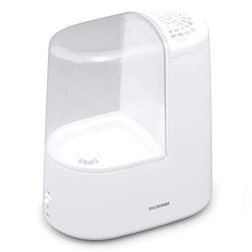 アイリスオーヤマ 加湿器 加熱式加湿器 ホワイト SHM-260R1-W