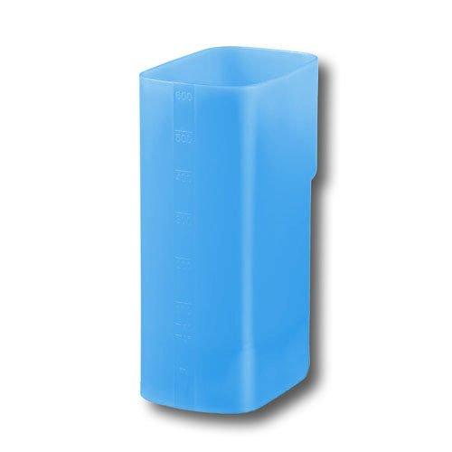 Oral-B Braun Wasserbehälter für die Mundduschen und Center MD 15, MD 16, MD 17, MD 18, MD 19, MD 20 und OC 15,16,17,18, 20 Farbe: blau + Meridol Zahncreme