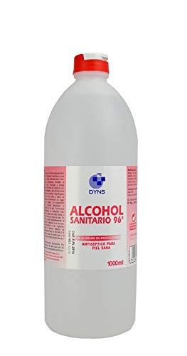 DYNS Alcohol Sanitario 96§ 1L, Estándar, Único