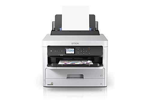 Epson Impresora Workforce Pro WF-C5290, PPM 34 Negro/Color, INYECCION DE Tinta, WiFi,Red, USB....