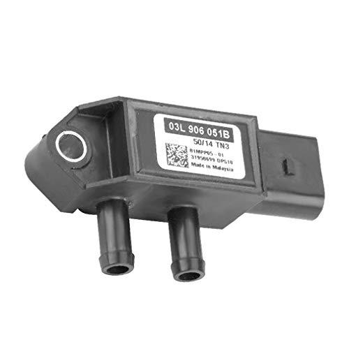 yh DPF - Sensor de presión diferencial de filtro de partículas diésel, sustituye a OE# 03L906051B 81MPP05-01