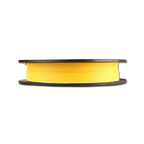 CoLiDo LCD003YQ7J Filamento ABS Per Stampa 3D 1.75mm Giallo 500g