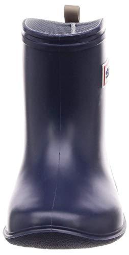 [スタンプル]日本製レインブーツ75005国産子供KIDS男の子女の子男女兼用長靴長ぐつネイビー20cm