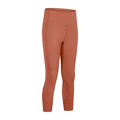 Z&Y Glaa Damen Leggings Lang Yogahose High Waist mit Bandage Sportleggings eng Push up lang mit Handytasche Tights High Waist Yogahose Sport Yoga Pants Blinkdicht Hohe Taille Frauen Laufhose