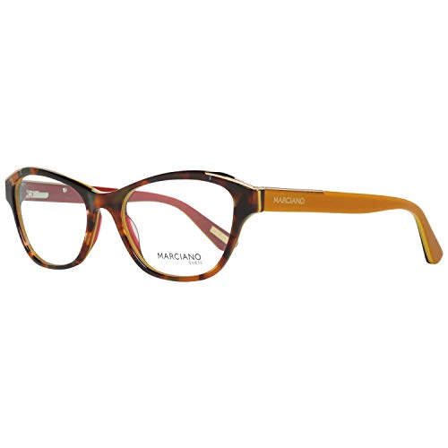 Schwarz Guess by Marciano Optical Frame GM0320 001 53 Montature Nero 53.0 Donna