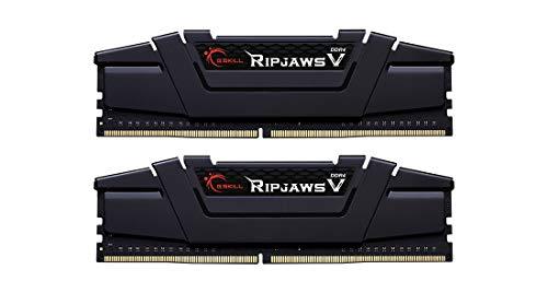 G.Skill Ripjaws V F4-4600C19D-16GVKE DDR4-4600MHz CL19-26-26-46 1.50V 16GB (2x8GB)