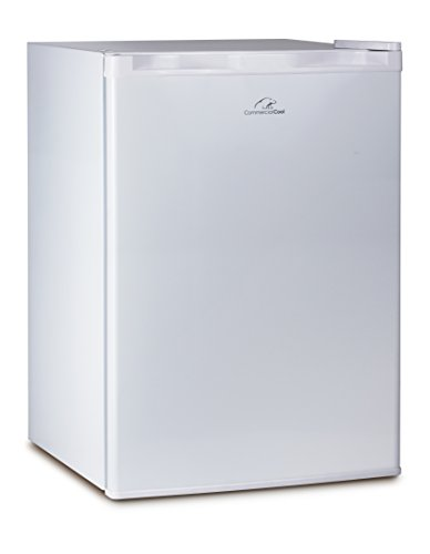 Commercial Cool CCR26W Compact Single Door Refrigerator and ...