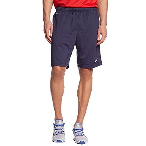 Nike Herren Shorts Libero Knit, Obsidian/White, XL