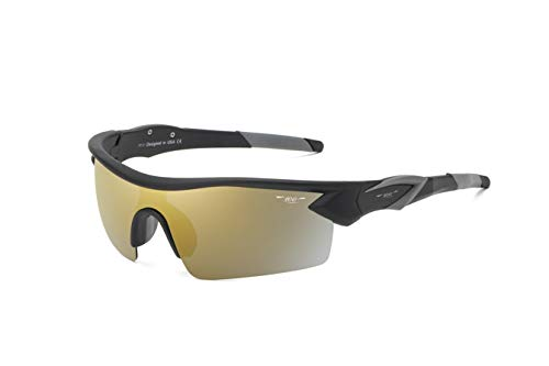 100 CLASSIC Sports Sunglasses TR90 Unbreakable Frame for Men Women Running Cycling Fishing Golf Baseball TPH2C4