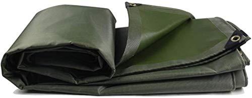 HSWJ Lona Impermeable de Aislamiento de Calor paño Engrosada Lona y paño de la Cortina de protección Solar for la Pesca al Aire Libre en el jardín (Size : 4M*6M)