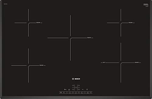 Bosch Serie 6 PIV851FC5E piano cottura Nero Incasso A induzione