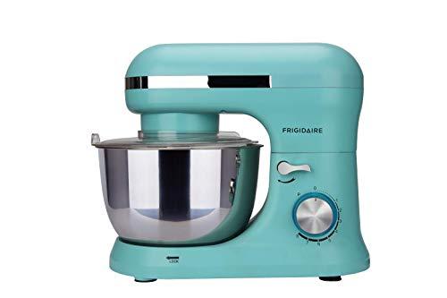 FRIGIDAIRE ESTM020-BLUE 4.5L Retro Stand Mixer (Blue), 4.75 quart