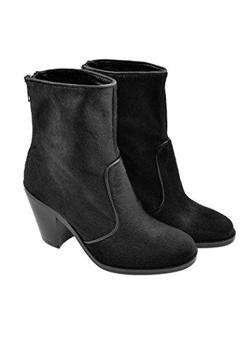 Diesel, Damen Stiefel & Stiefeletten schwarz schwarz, schwarz - schwarz - Größe: 36 EU