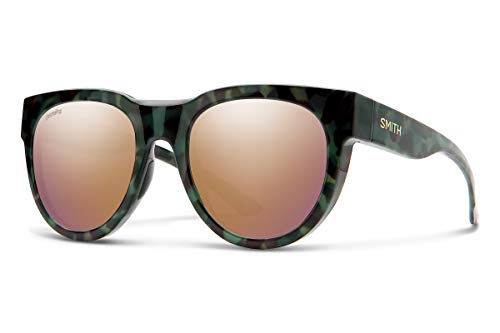 Preisvergleich Produktbild Smith Optics Unisex-Erwachsene Crusader Sonnenbrille,  Mehrfarbig (Havgreen),  53