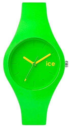 Ice-Watch Unisex analoog kwarts horloge met siliconen armband ICE.NGN.U.S.15