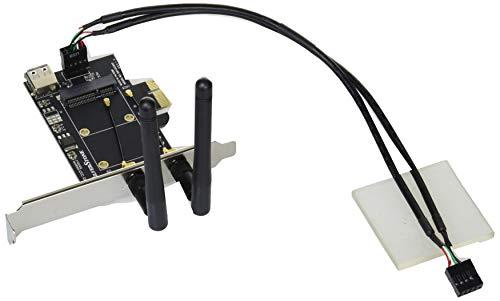 SilverStone SST-ECWA2-Lite - Tarjeta adaptadora Mini