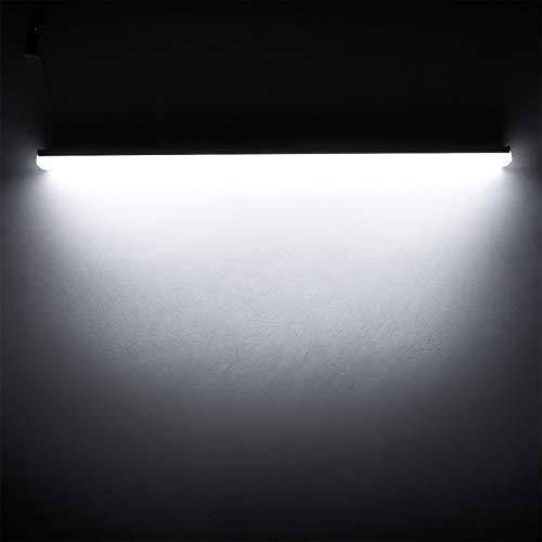 LED Garagenbeleuchtung Bürobeleuchtung für Geschäft Werkbank Hauswirtschaftsraum Auto Shop