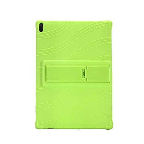 Yudesun Funda para Lenovo Tab 4 10 Plus - Soporte Silicona Suave Skin Caucho Concha Protectora Cubrir Funda para Lenovo Tab 4 10 Plus B-X304 /Tab 4 10 Plus TB-X704 10.1