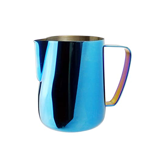 Taza de café espumoso de acero inoxidable 350/600ML para ca