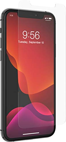 ZAGG InvisibleShield Glass+ Screen Protector – High-Definition Tempered Glass Made For Apple Iphone 11 Pro – Impact & Scratch Protection (Packaging May Vary)