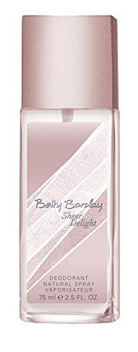 Betty Barclay Sheer Delight femme/woman, Deodorant, Vaporisateur/Spray, 1er Pack (1 x 75 g)