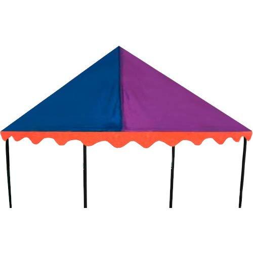 trampoline Canopy circus tent 1,83 x 2,74 meter