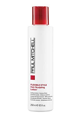 Paul Mitchell Hair Sculpting Lotion - Styling-Fluid für mittleren Halt, Haar-Lotion zum Glätten der Haaroberfläche, parabenfrei, 250 ml