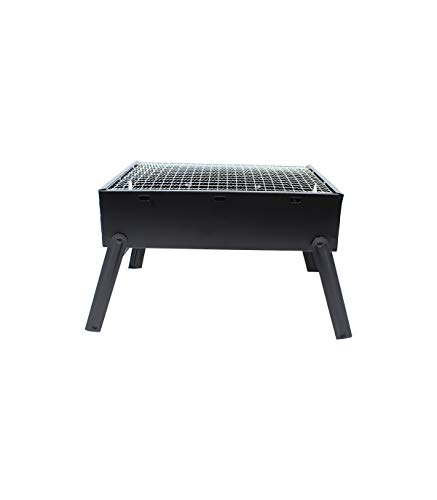 Grupo K-2 Wonduu Barbacoa De Sobremesa Plegable Little Black Tray