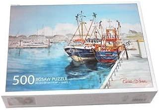 Roisin O'Shea Kilmore Quay, Co. Wexford Puzzle