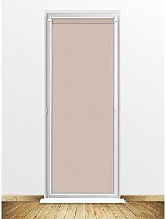 Polyester Soleil Docre Voilage Porte Fenêtre 70x200 Colibri