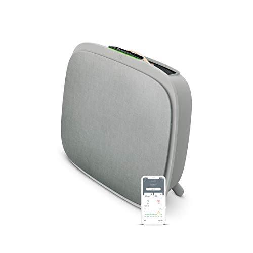 Electrolux Well A7 - Purificador de aire, 600 W, 24 Decibel, plástico, portátil, gris (claro) ⭐