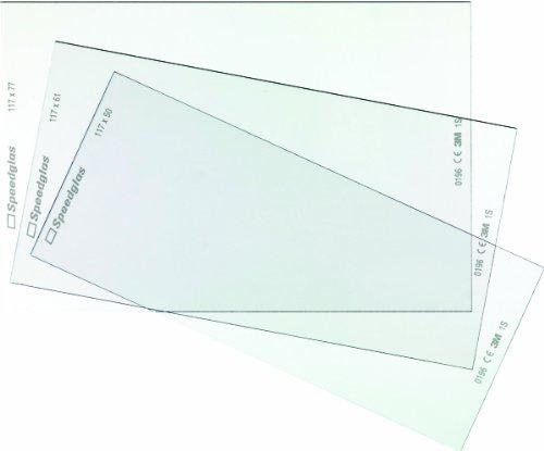 3M Vorsatzscheibe innen Speedglas 100/9000 / SL 428000 Vorsatzscheiben