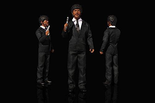 Pulp Fiction Jules Winnfield Talking 13 In Figura De Acción 5