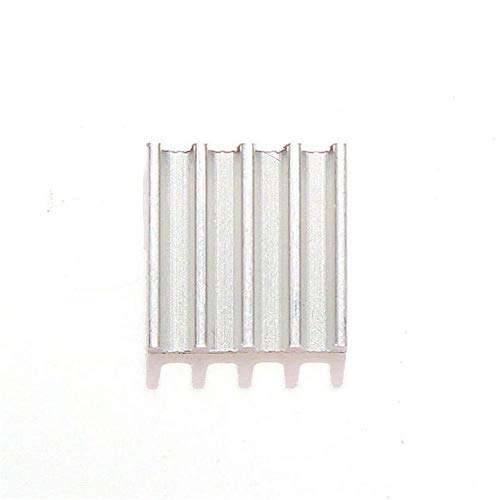 Printer Accessories 9 9 5mm Aluminum Heat Sink with Adhesive for A4988 Stepper Motor Driver Module 3D Printer 3D Printer Parts