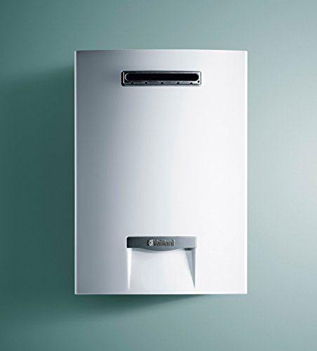 Vaillant Scaldabagno a Gas GPL Istantaneo 14Lt Camera Stagna outsideMAG 14-5/0-5